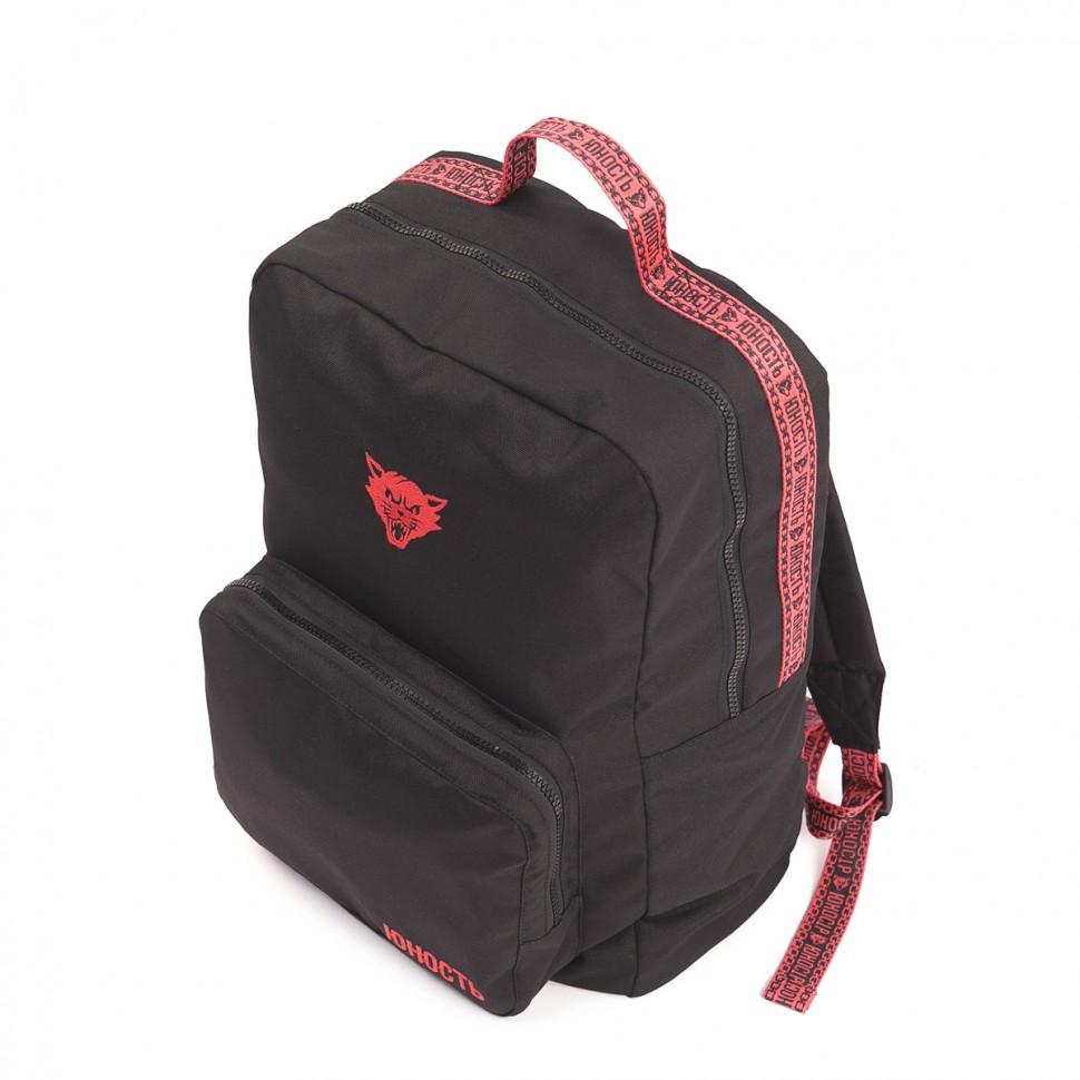 b2e30b8f36be Рюкзак ЮНОСТЬ™ «Кот» - лого